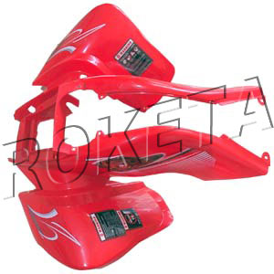PART 01-2: ATV-17WC FRONT FENDER