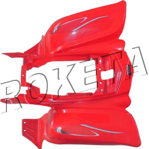 PART 01-5: ATV-17WC REAR FENDER