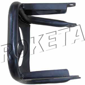 PART 01: ATV-17WC FRONT BUMPER