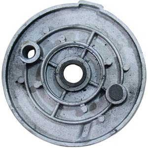 PART 12-7: ATV-17WC RIGHT FRONT BRAKE HUB COVER