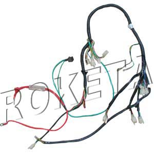PART 08: ATV-17WC WIRING HARNESS