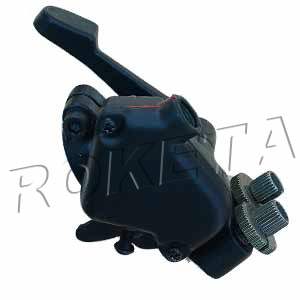 PART 02-2: ATV-17WS THROTTLE LEVER