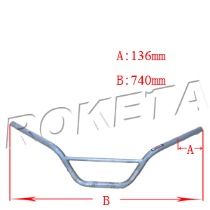 PART 07: ATV-17WS HANDLE BAR