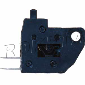 PART 10-1: ATV-17WS REAR BRAKE LIGHT SWITCH