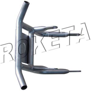 PART 03: ATV-20AR FRONT BUMPER