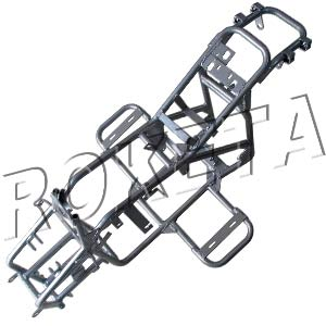 PART 04: ATV-20AR MAIN FRAME