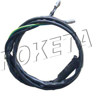 PART 02-2: ATV-20AR FRONT BRAKE CABLE SWITCH LINE