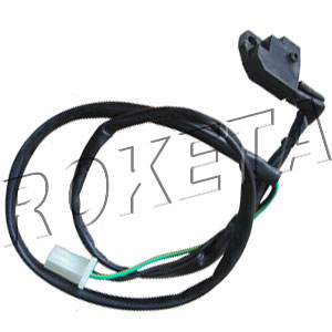 PART 09-4: ATV-26R REAR BRAKE CABLE SWITCH LINE