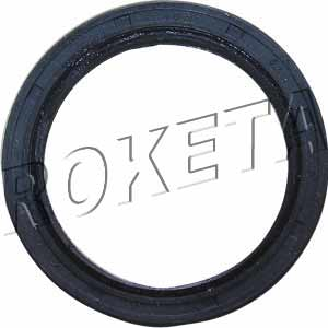 PART 09-6: ATV-26R OIL SEAL, FRONT BRAKE HUB