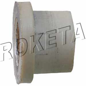 PART 11: ATV-26R NYLON FLANGE BUSHING, SPINDLE
