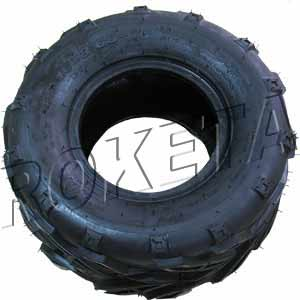 PART 26-1: ATV-26R FRONT TIRE 16x8.00-7