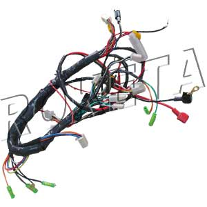 PART 10: ATV-26R WIRING HARNESS