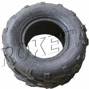 PART 33-1: ATV-26R REAR TIRE 16x8.00-7