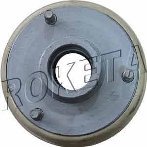 PART 09-2: ATV-29 LEFT FRONT BRAKE HUB