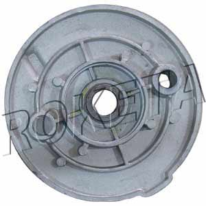 PART 09-7: ATV-29 LEFT FRONT BRAKE HUB COVER