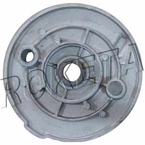 PART 28-7: ATV-29 RIGHT FRONT BRAKE HUB COVER