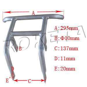 PART 03: ATV-32 FRONT BUMPER