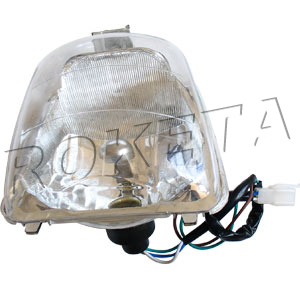 PART 01-3: ATV-32 HEADLIGHT
