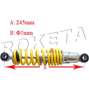 PART 01: ATV-32 REAR SHOCK ABSORBER
