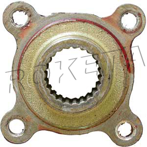 PART 27: ATV-32 REAR BRAKE DISC BRACKET