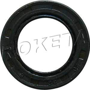 PART 09-2: ATV-32 OIL SEAL, FRONT WHEEL