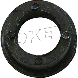 PART 18: ATV-32 NYLON FLANGE BUSHING, FRONT SWING ARM