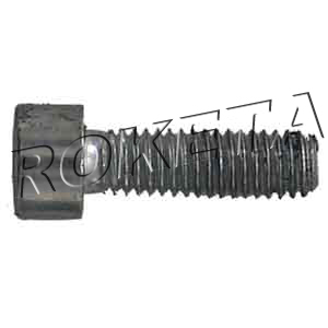 PART 01: ATV-38 INNER-HEX BOLT M6x20