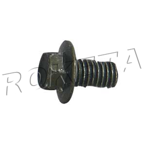 PART 04: ATV-40 HEX FLANGE BOLT M6x10
