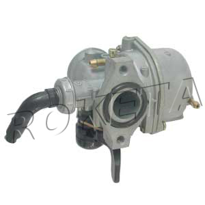 PART 16: ATV-40 CARBURETOR