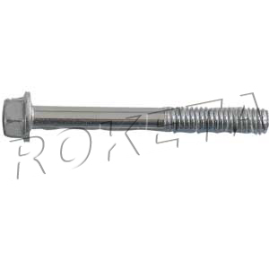 PART 21: ATV-40 HEX FLANGE BOLT M6x50