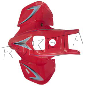 PART 05: ATV-40 FRONT FENDER
