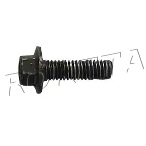 PART 09: ATV-40 HEX FLANGE BOLT M6x16