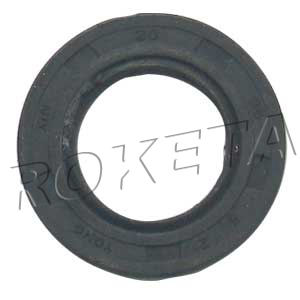 PART 13: ATV-40 OIL SEAL 2, FRONT WHEEL