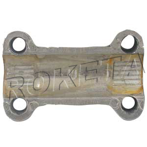 PART 08: ATV-40 HANDLE BAR LOWER MOUNTING BRACKET