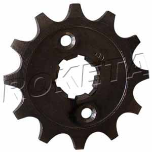 PART 11-5: ATV-56 FRONT SPROCKET 530/12