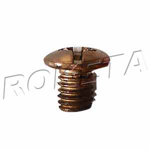 PART 23-8: ATV-56 CROSS BALL-SHAPE-HEAD BOLT M6x8