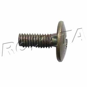 PART 05: ATV-56W CROSS BALL-SHAPE-HEAD BOLT M6x16