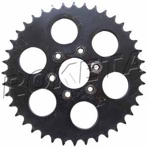 PART 15-10: ATV-56W REAR SPROCKET 530/40
