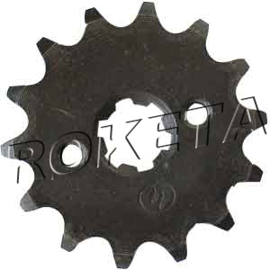 PART 12-11: ATV-58 FRONT SPROCKET 420/14