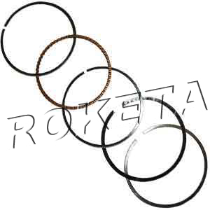 PART 12-13: ATV-58 PISTON RINGS