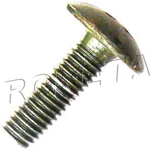 PART 08: ATV-58 CROSS BALL-SHAPE-HEAD BOLT M6x20