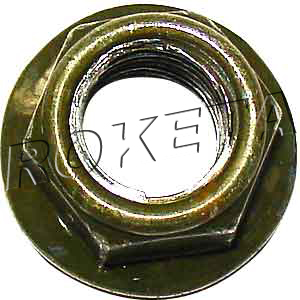 PART 02: ATV-58 LOCK NUT M10x1.25
