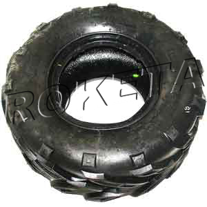 PART 27-1: ATV-58 FRONT TIRE 16x8.00-7