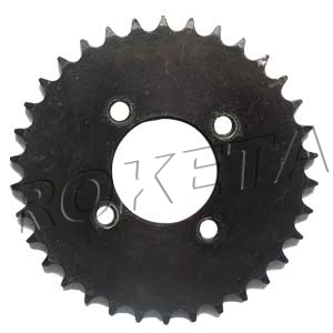 PART 14: ATV-59 REAR SPROCKET 420/34