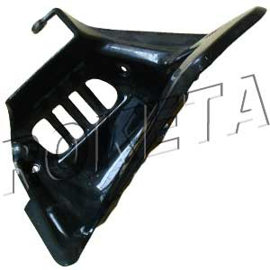 PART 02-8: ATV-60 RIGHT FOOTREST