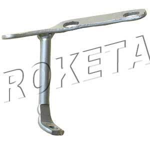 PART 13: ATV-60 LEFT FRONT FENDER LOWER BRACKET