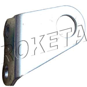 PART 19: ATV-60 RIGHT REAR FUEL TANK FIXING BLOCK