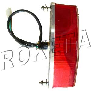 PART 36-1: ATV-60 TAIL LIGHT