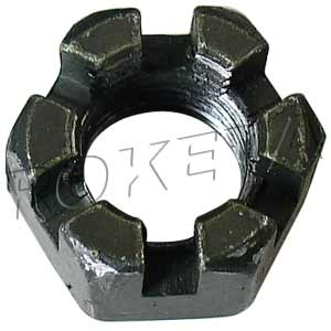 PART 16: ATV-60 HEX CONCAVE NUT