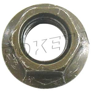 PART 27: ATV-61 REAR SWING ARM NUT